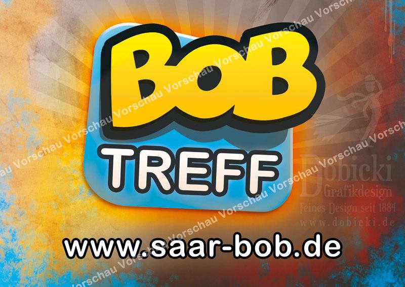 aufkleber BOB Treff MUSTER