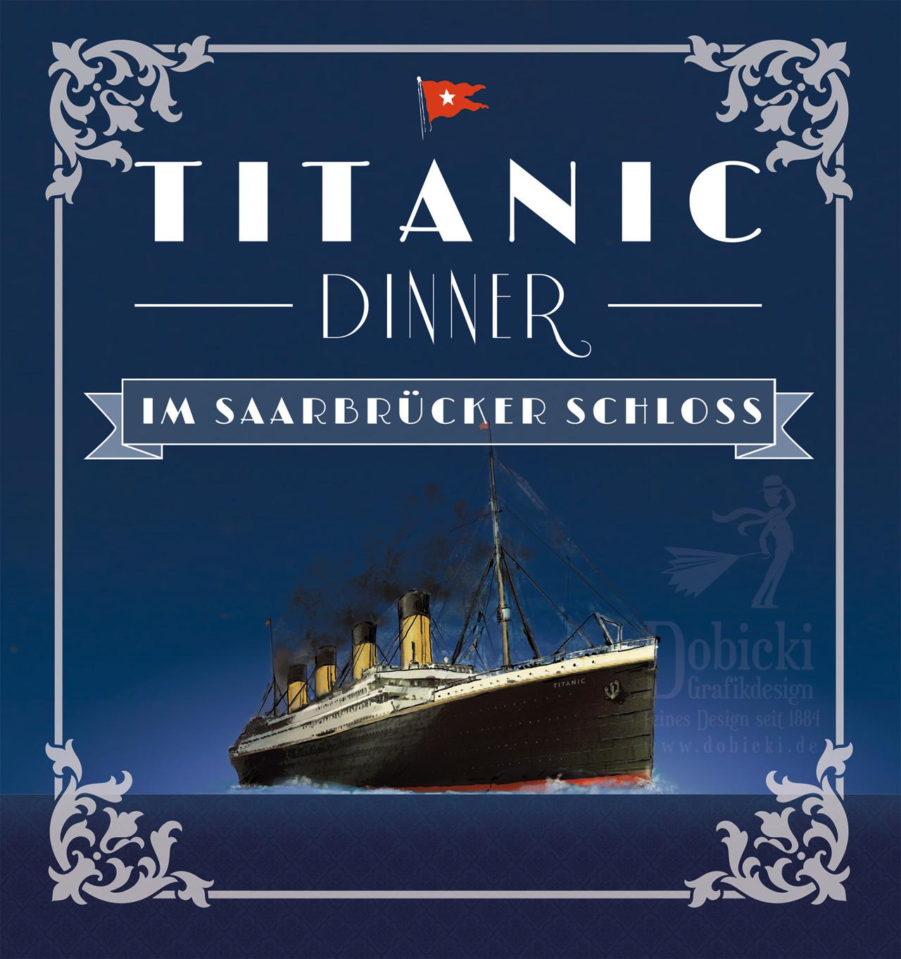 titanic logo mit illu