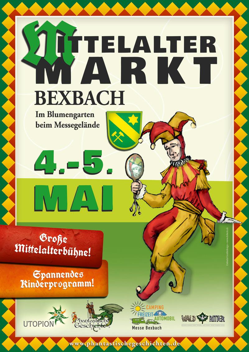 plakat mittelaltermarkt bexbach druckfinal 2013