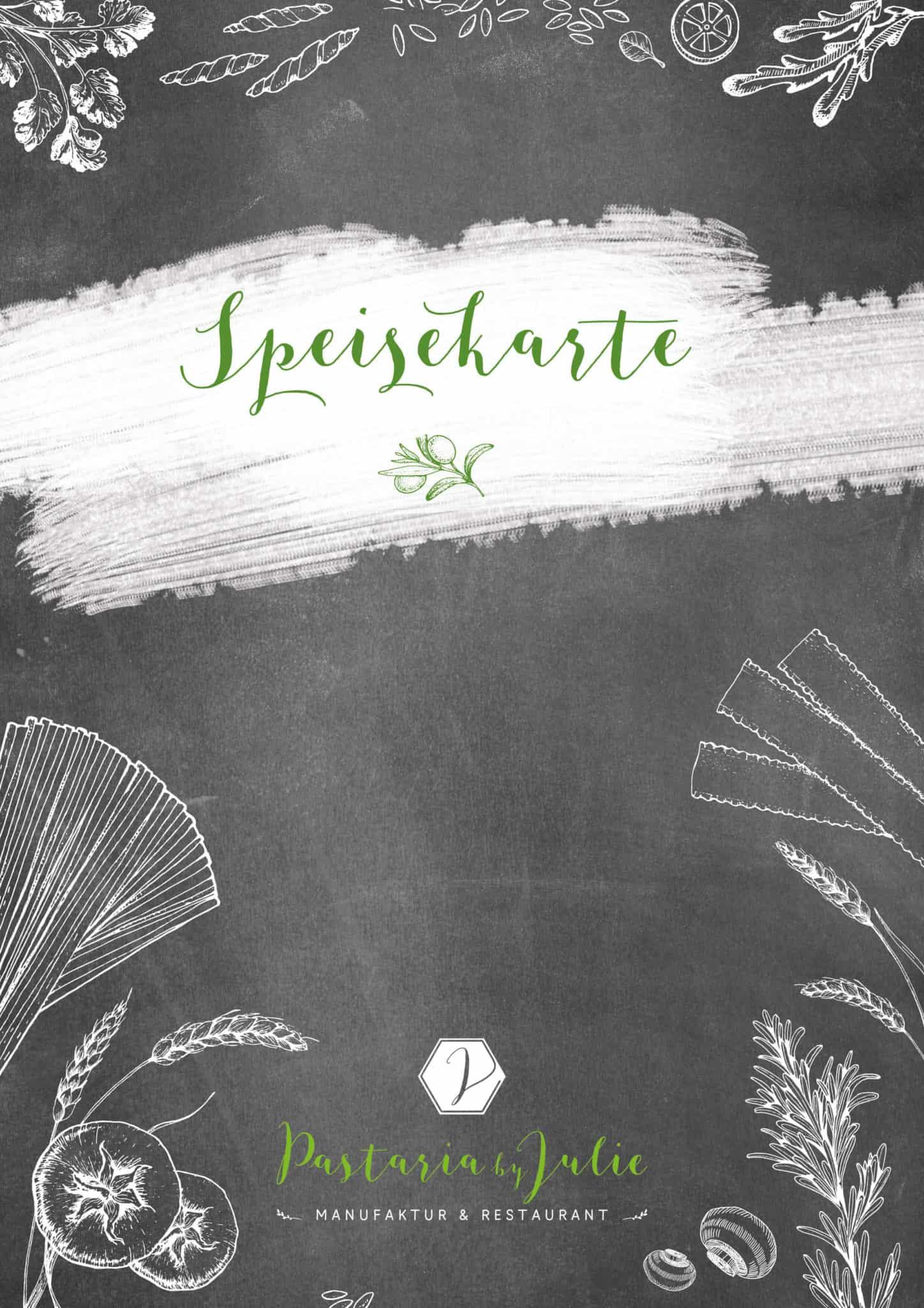 Kartendeckel Pastaria 1