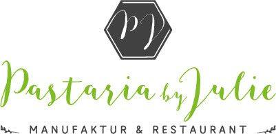 Logo Pastaria Julie hoch bunt