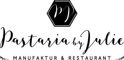 Logo Pastaria Julie hoch schwarz